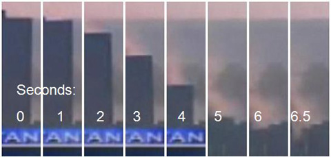 wtc7 collapse sequence
