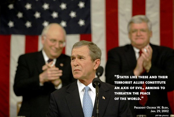 george w bush axis of evil lg 80316