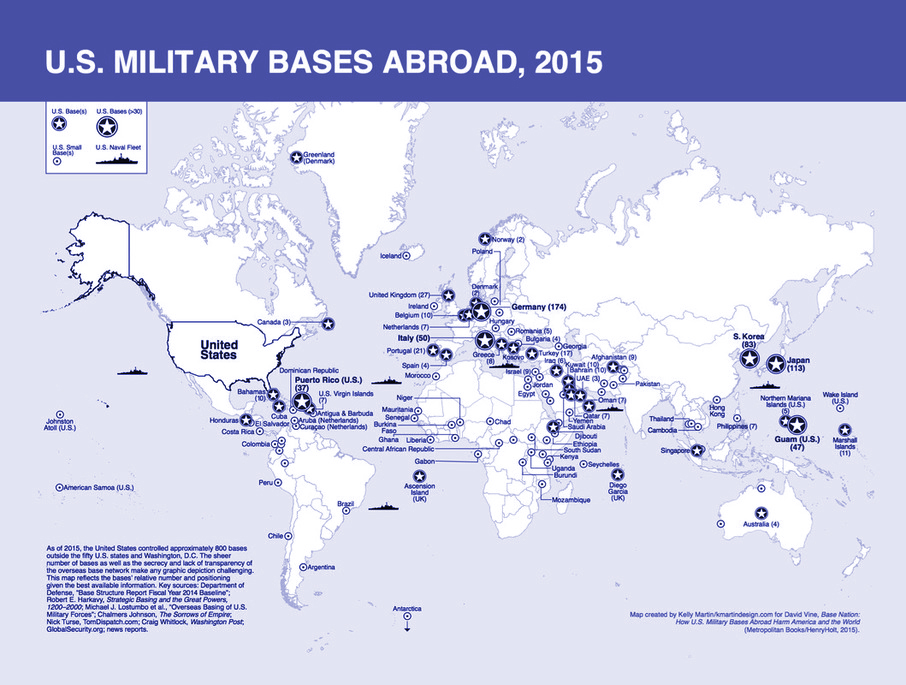 world map us military bases choice image
