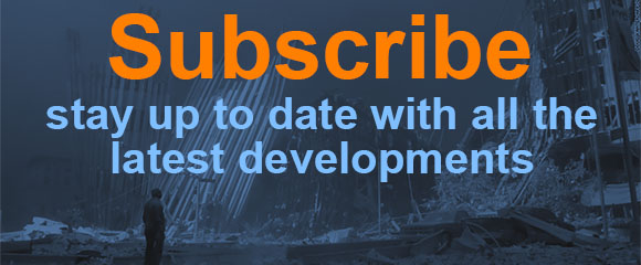 Subscribe to the Newsletter Banner
