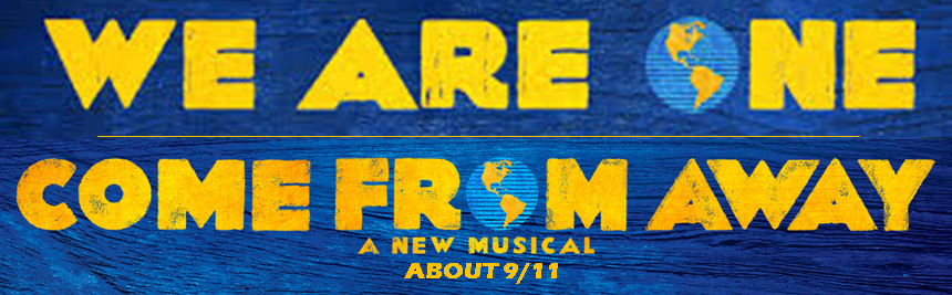 """Come From Away"" is a Broadway musical based on a real story that happened on 9/11"