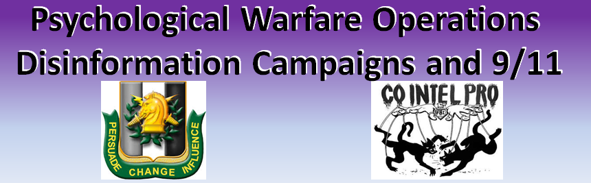A short introduction to Psychological Warfare Operations and Disinformation Campaigns.