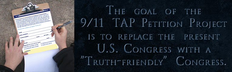 The 9/11 TAP Petition Project