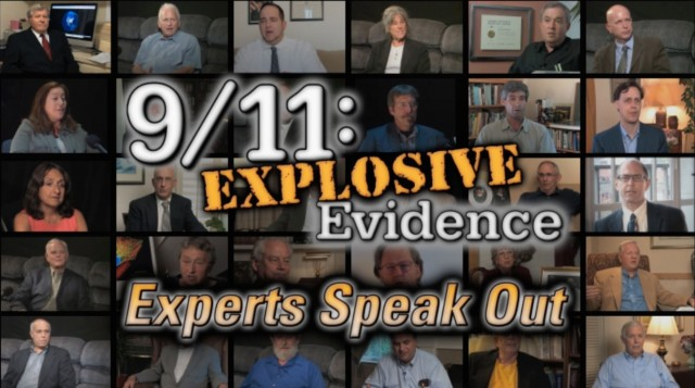 9/11 Explosive Evidence - Experts Speak Out