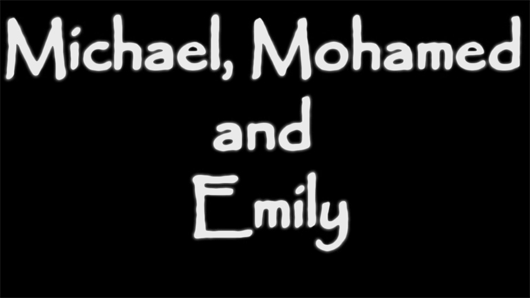 "06) ""Michael Mohamed and Emily"" - 320 kb/s"