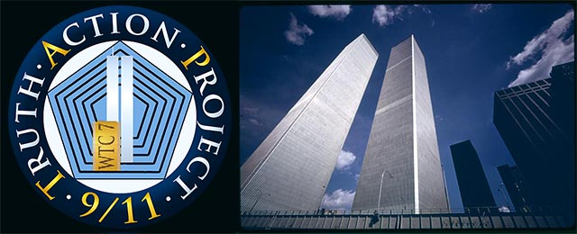 9/11 Truth Action Project Newsletter Header