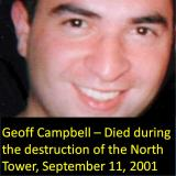 9/11 Victim Geoff Campbell and the Legal Quest for Justice