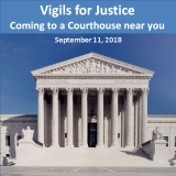 Vigils for Justice are Coming