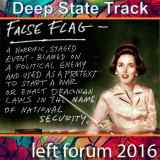 Six Panels on the Deep State at 2016 Left Forum Conference in New York City