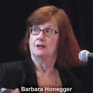 Short Biography for Barbara Honegger, M.S.,