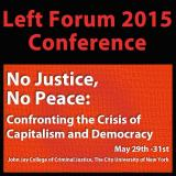 No Justice, No Peace: Confronting Capitalism's and Democracy's Crises