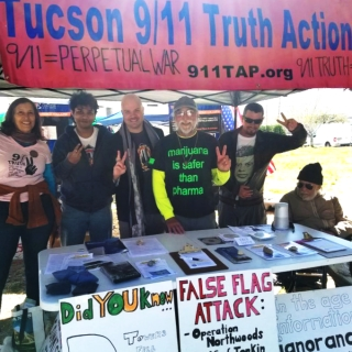9/11 TAP Engages at the Tucson Peace Fair & Music Festival