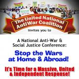 9/11 Outreach at the United National Antiwar Coalition (UNAC) Conference