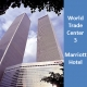 Destruction at the World Trade Center on 9/11 Pummels the Marriott Hotel