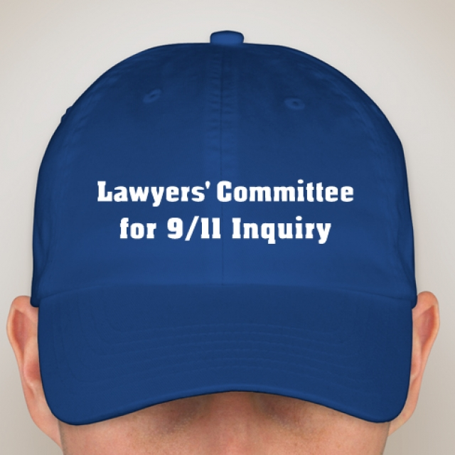 Wear A Hat To Support The Lawyers Committee For 9 11 Inquiry