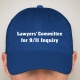 Wear a Hat to Support the 'Lawyers' Committee for 9/11 Inquiry'