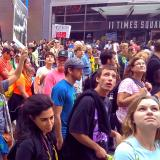 "9/11 Truth Outreach at the People's Climate Change March in New York City or ""Look Up! Look Up!"""